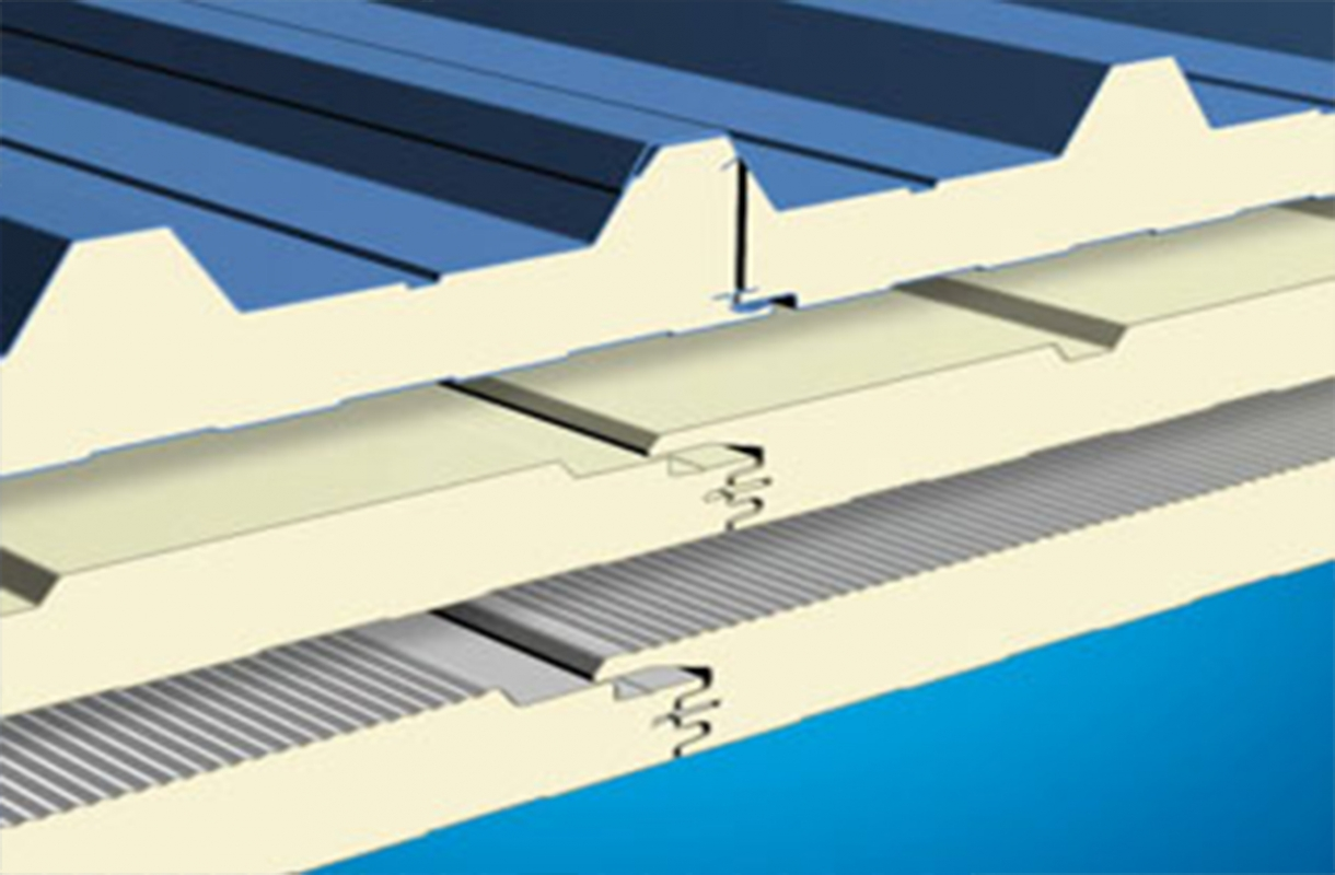 Insulated sandwich panel systems